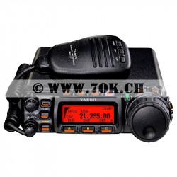 Yaesu FT-857D une radio...