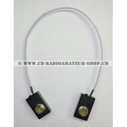 Diamond MCG-50 Passe cable pour les fenêtres