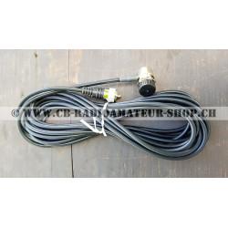 Câble et fabrication de qualité EC H6 coaxial rg58