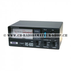 RS 600 MAAS Tos Wattmeter HF VHF UHF