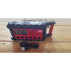 radio de secours Midland ER 300