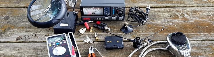 Accessoires pour Radioamateurs et cibistes